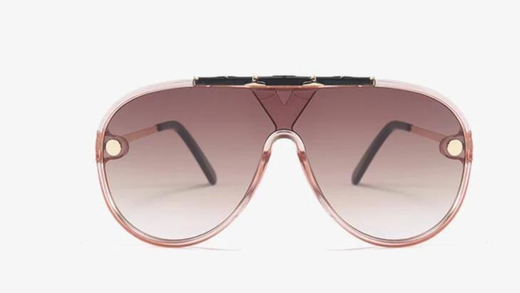 Celebrity Aviator Oversize Sunglasses For Women-SunglassesTrendz