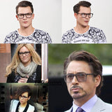Tony Stark Stylish Candy Square Sunglasses For Men And Women- SunglassesTrendz