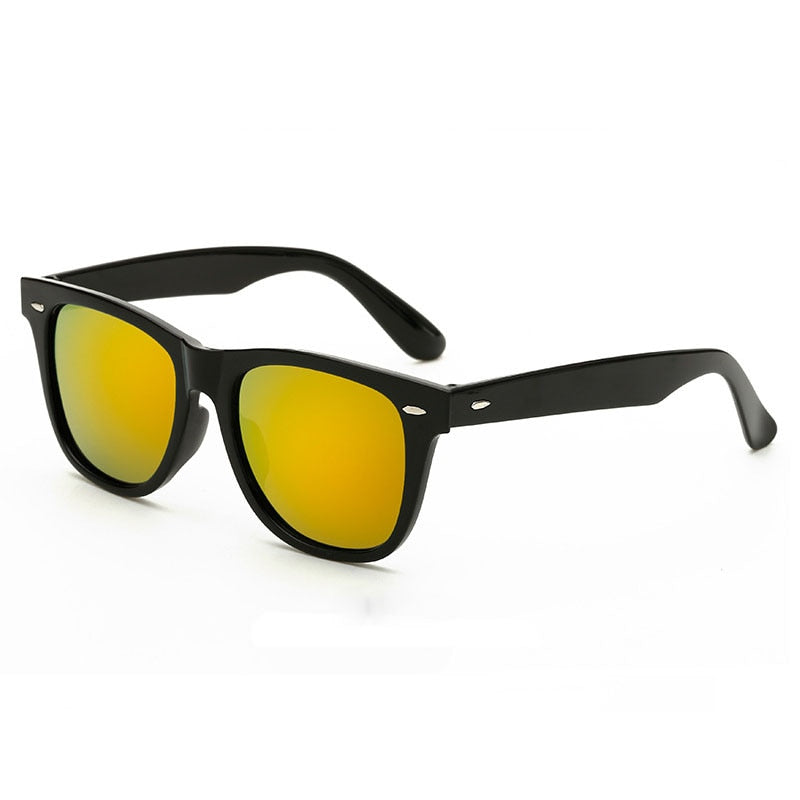 New Wayfarer Square Sunglasses For Men And Women -SunglassesTrendz