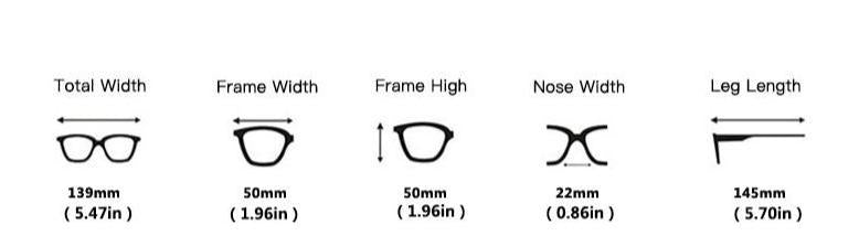 Round Steampunk Metal Springs Frame For Men And Women - BRANDEDBABA