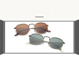 New Premium Round Sunglasses For Men And Women-SunglassesTrendz