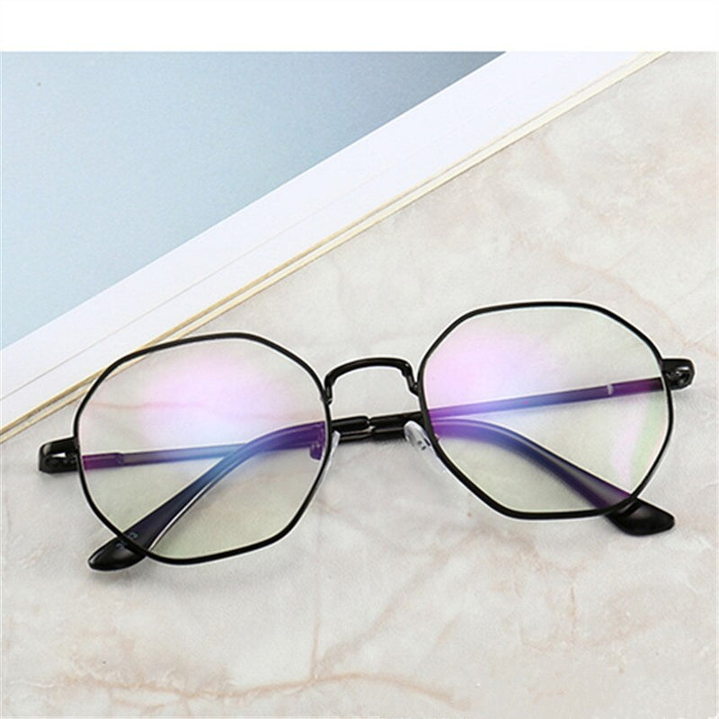 Transparent Glasses Anti Blue Light Glasses Frame -SunglassesTrendz