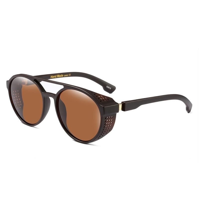 Vintage Retro Round Sunglasses For Men And Women-SunglassesTrendz
