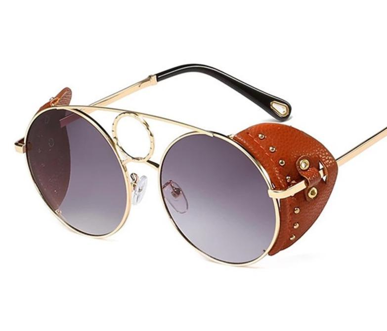 Round Sunglasses For Women-SunglassesTrendz