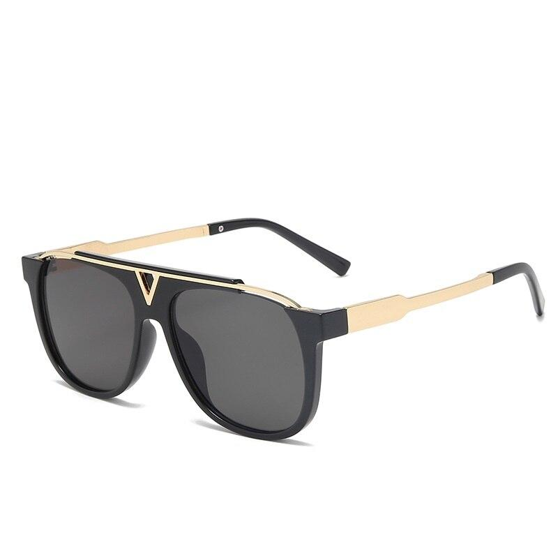 New Fashion Brand Designer Pilot Sunglasses For Men Women