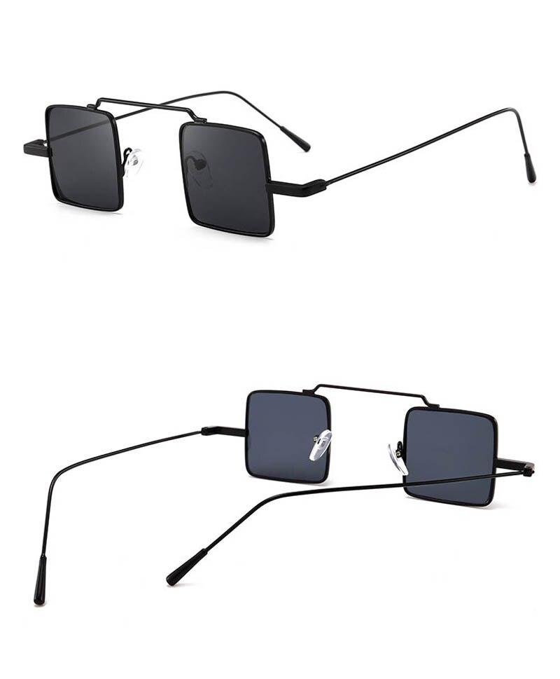 New Small Square Sunglasses For Men And Women -SunglassesTrendz