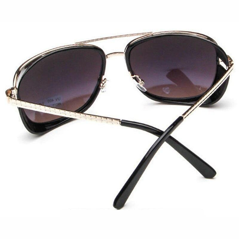 Stylish Square Mirror Sunglasses For Men And Women-SunglassesTrendz
