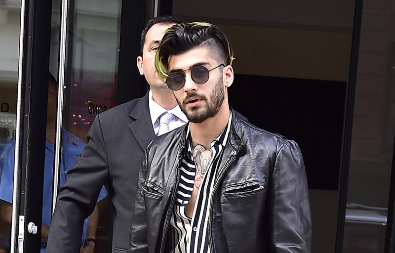 New Fashion Celebrity Round Zayn Malik Sunglasses For Men And Women -SunglassesTrendz