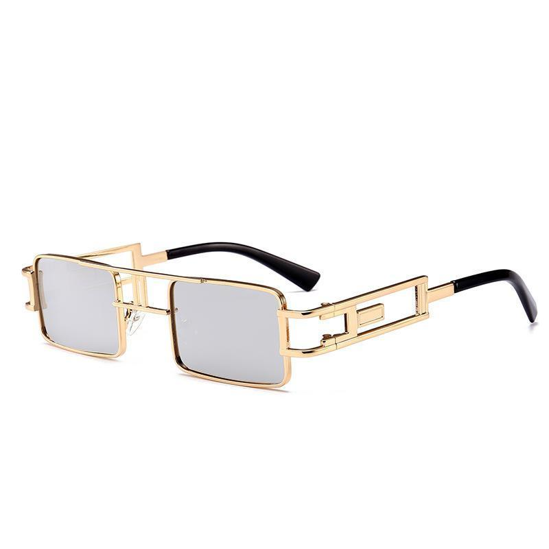 Premium Square Vintage Traveling Sunglasses For Men And Women