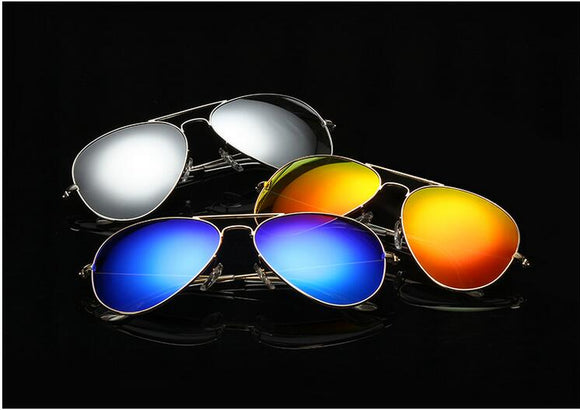New Classic Aviator sunglasses For Men And Women -SunglassesTrendz