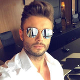 Stylish Hexagon Sunglasses For Men And Women-SunglassesTrendz