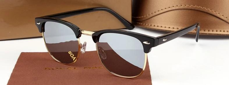 Stylish Premium Clubmaster For Men And Women -SunglassesTrendz
