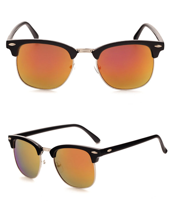 New Clubmaster Sunglasses For Men And Women-SunglassesTrendz