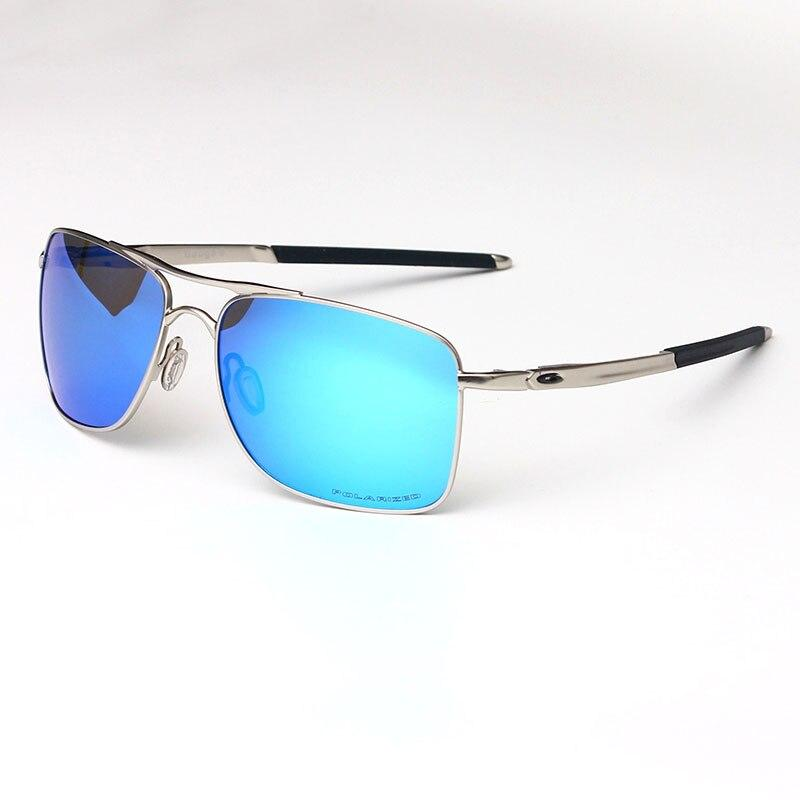 Alloy Frame Polarized Cycling Glasses Sunglasses For Men And Women -SunglassesTrendz