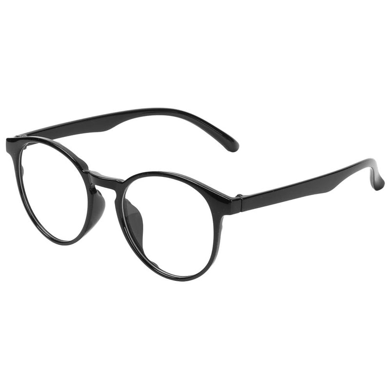 New Stylish Eyeglasses Round Frame Reading Glasses Eyewear Vintage Women Men - SunglassesTrendz