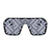 Luxury Oversize Square Sunglasses For Men And Women -SunglassesTrendz