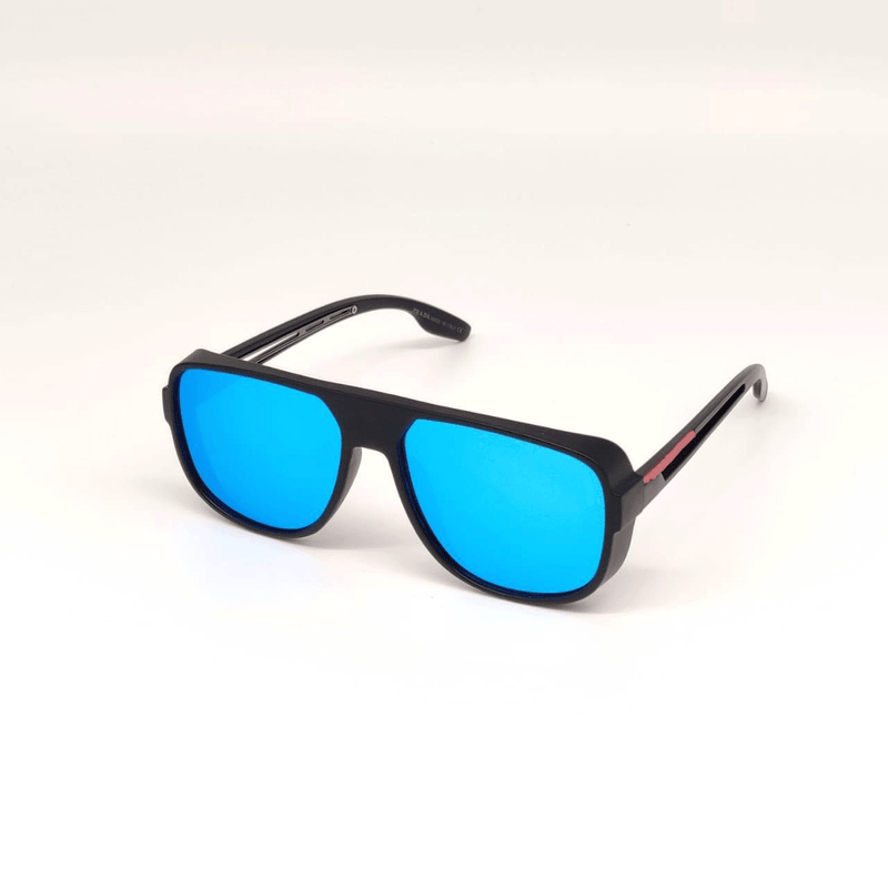 Stylish Square Side Cap Sunglasses For Men And Women-SunglassesTrendz