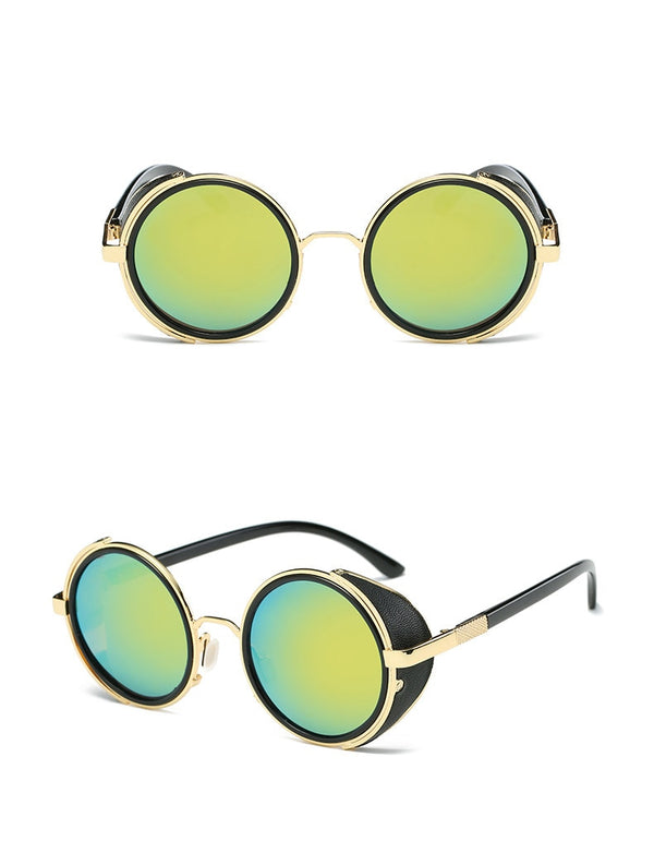 Vintage Round Arjun Reddy Sunglasses For Man And Women -SunglassesTrendz