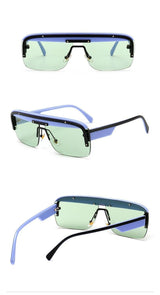 Luxury Square Pilot Modis Sunglasses For Men And Women -SunglassesTrendz