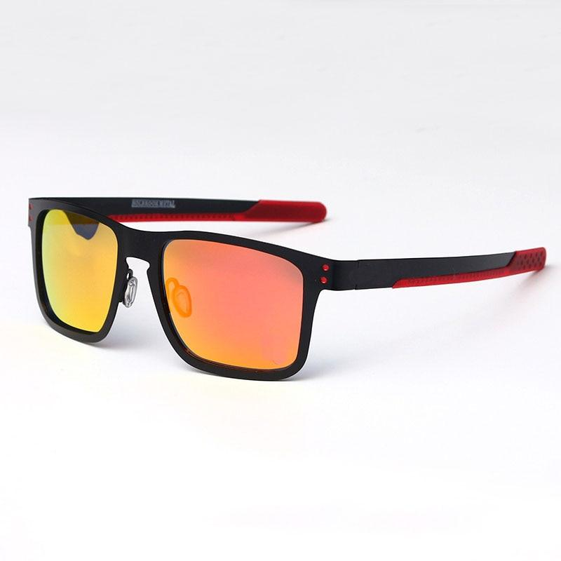 New Sports And Driving Square Polarized Sunglasses For Men And Women -SunglassesTrendz