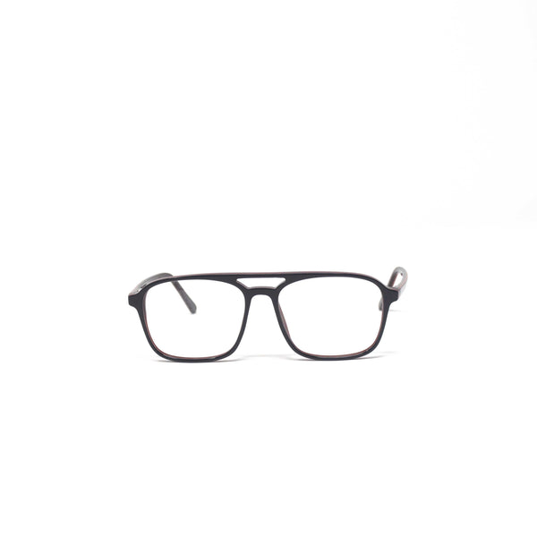 La Casa De Papel Professor Black Red Frame Eyewear