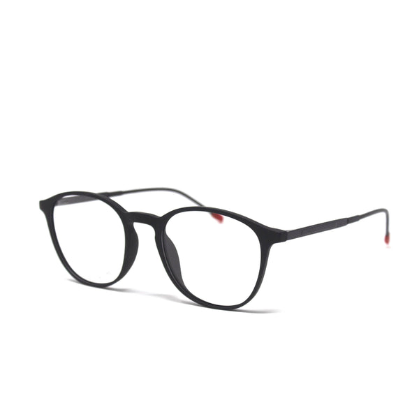 Oval black Color frames eyewear