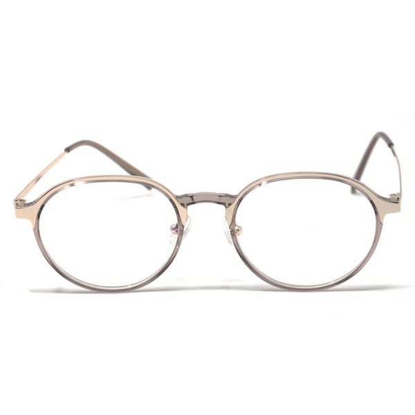 Fashion Crystal Design Grey Frame Eyewear