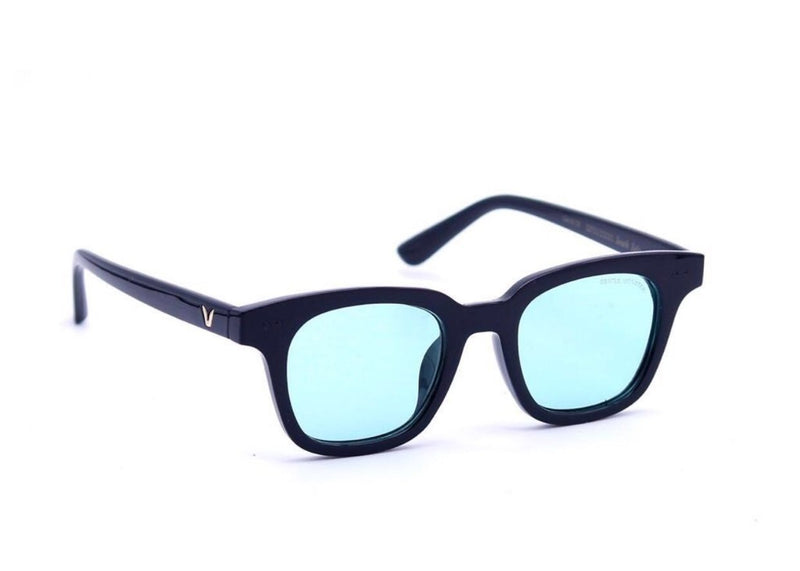 SunglassesTrendz Stylish Sky Blue Monster Wayfarer Sunglasses