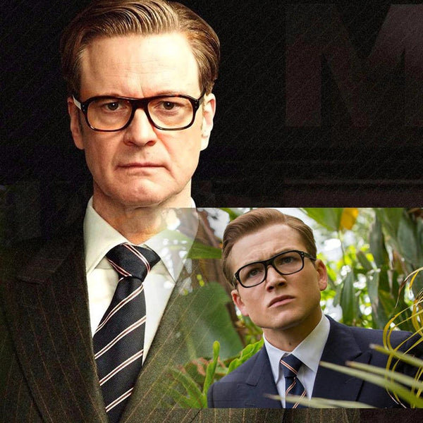 Kingsman Eyeglass Golden Circle Secret Service Kingsman Glasses