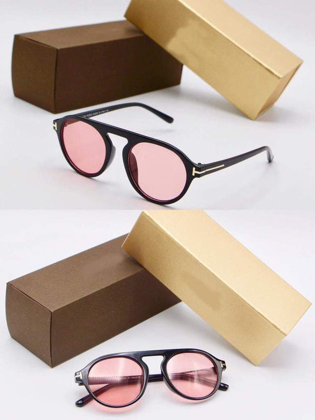 Celebrity Ayushman Round Candy Sunglasses For Men And Women -SunglassesTrendz