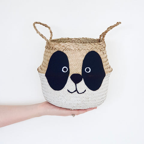 Panda Basket - Small