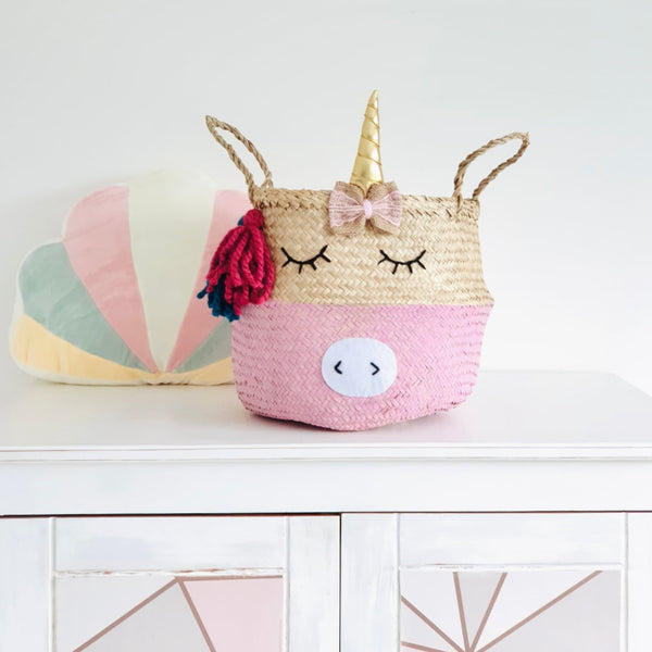 Unicorn Basket - Large