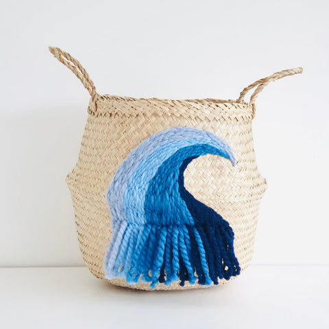 Wave Basket - Large