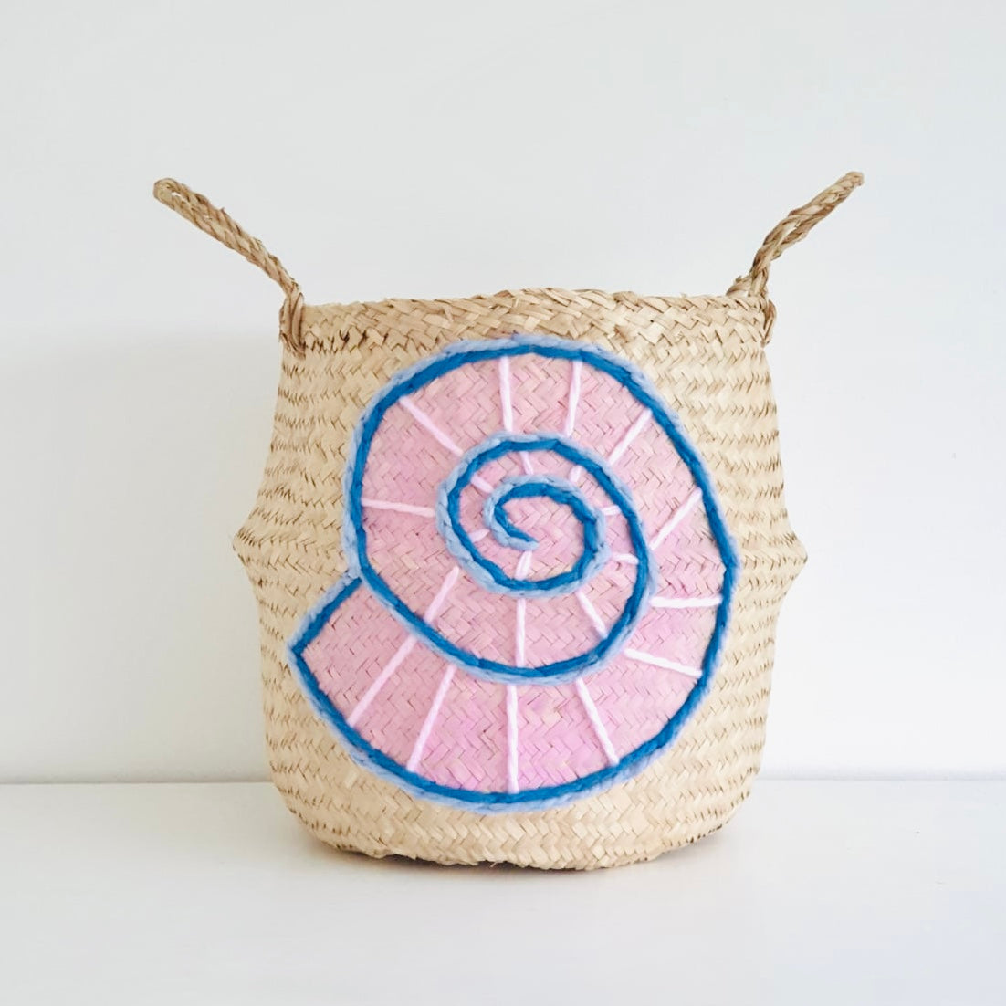 Shell Basket - Large