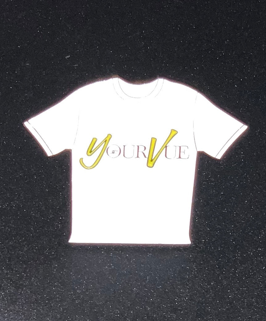 Your Vue T-shirt Pin