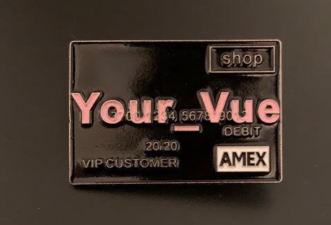 Amex Black Card Pin