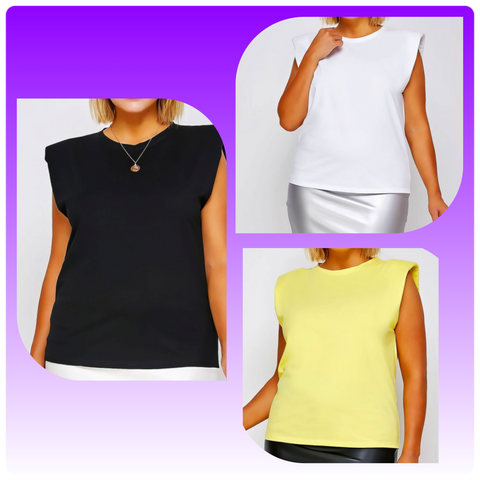 Gun Show Shoulder Pad Top