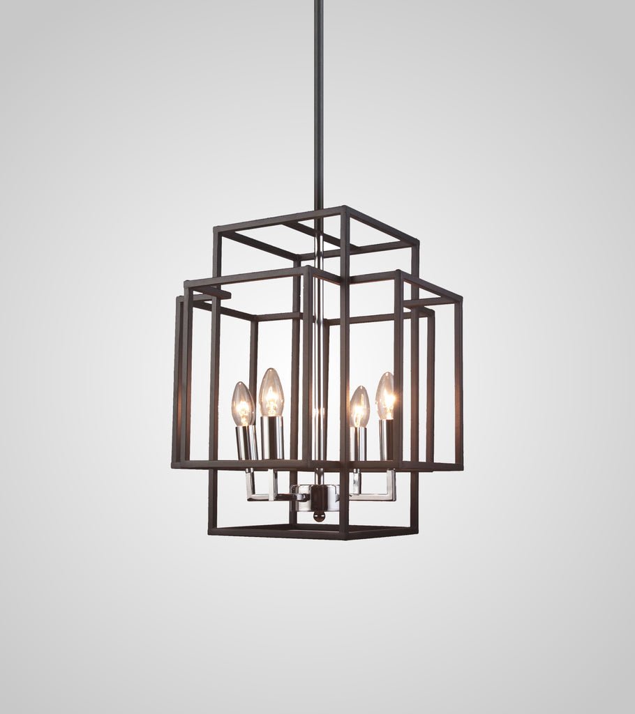Essence 4 chandelier lights