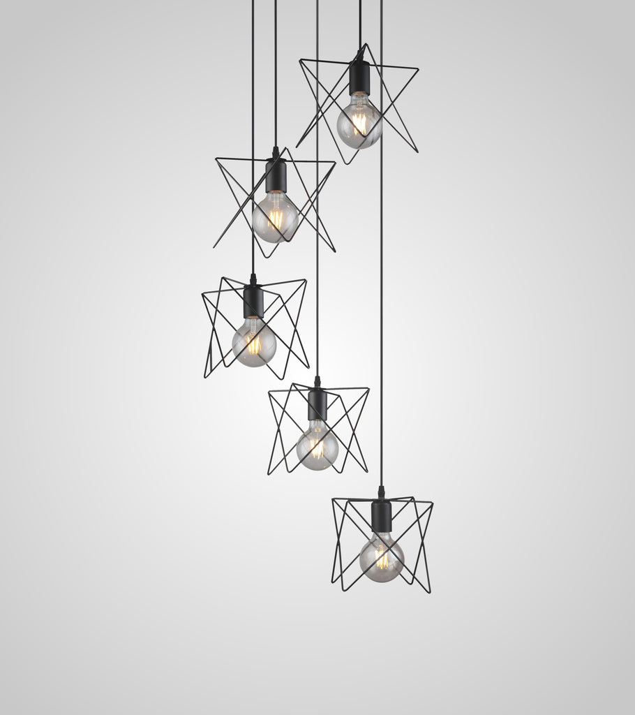 Hutch 5 A Pendant Light