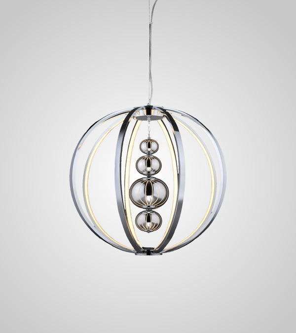 Clarissa Chandeliers Light