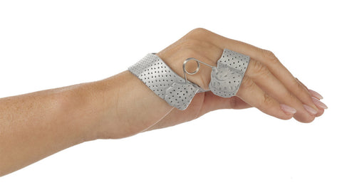 Functional Ulnar Nerve Orthosis in Orfit Colors NS – Sonic Silver.