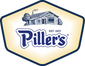 Piller's Crest Logo with Smokehouse