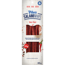 Load image into Gallery viewer, Piller's Salami Whips Spicy 100g