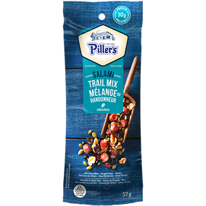Piller's Salami Trail Mix Original 57g