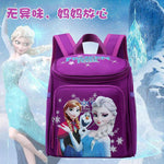 Custom children's schoolbag new Korean version cartoon cute toddler double shoulder bag fan you spider-man baby backpack manufacture (4044718243949)