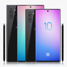 ថ្មី Samsung Galaxy Note 10 Plus (Ram 12G/Rom 256G)