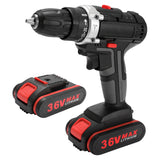 Cordless Drill Mini Wireless Power Driver DC Lithium-Ion Battery Rechargeable Handheld Drills Home DIY Electric Power Tools (4316990210157)