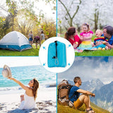 Waterproof Pocket beach mat Folding Camping Mat Portable Lightweight Mat Outdoor Picnic Mat Sand beach blanket new (4298453975149)