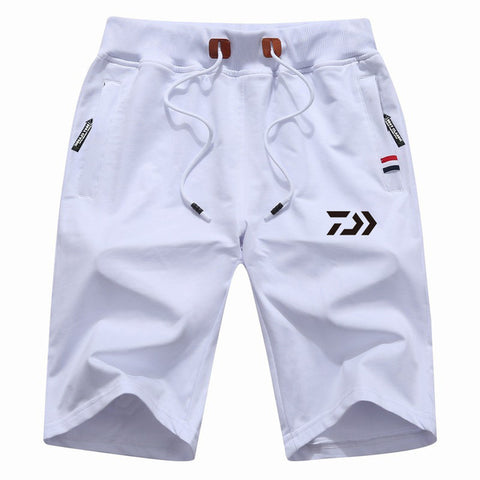 (កម្មង់មុន)-Drop Shipping M-5XL Daiwa Big Size Men Fishing Short Pant Summer Outdoor Hiking Climbing Sports Pants Fishing Clothing Trousers (4319306580077)