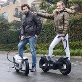 Engine Speed 9500R/min Rear Disc Brake Self-balancing Skateboard Two stroke 49CC 1000W/36V Off-road Two-wheel Electric Scooter (4320283459693)